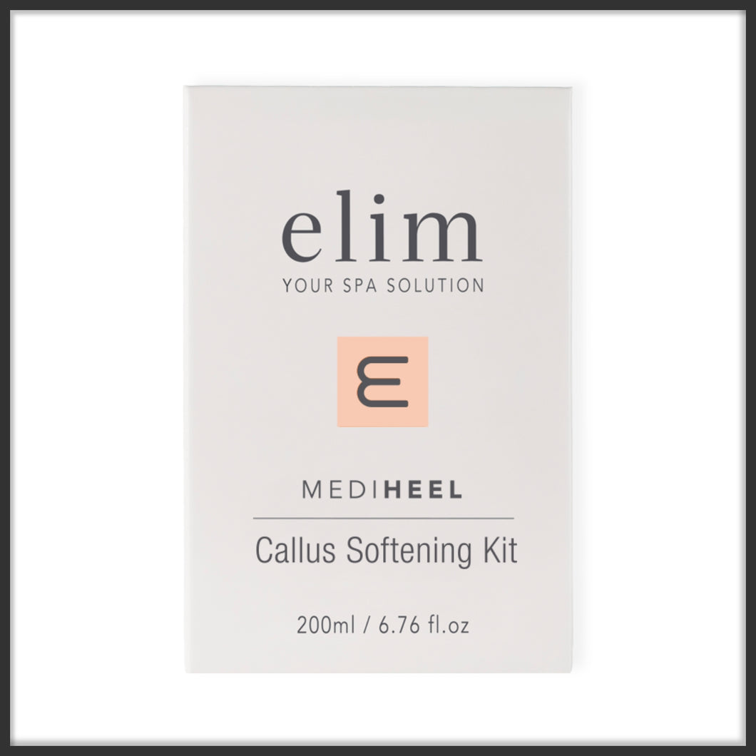 Callus Softening Kit - 10 Minutes to Perfect Heels