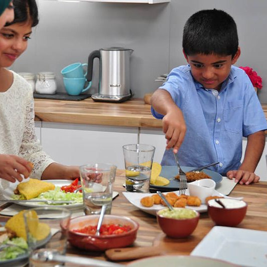 How Cooking Halal Can Inspire Your Kids