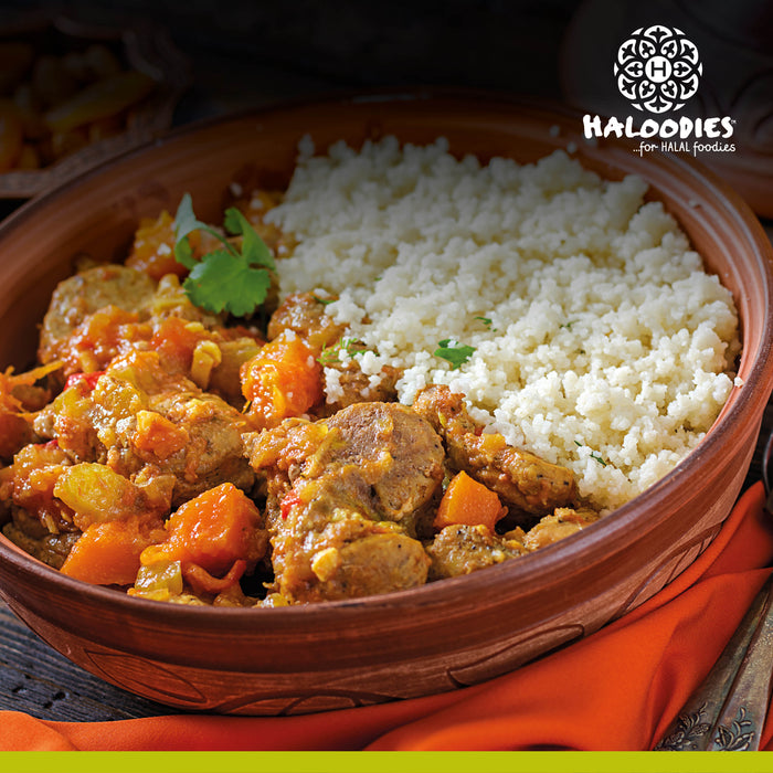 Moroccan Haloodies lamb tagine