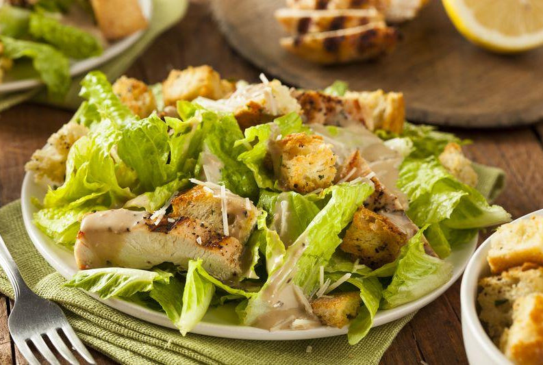 Chargrilled Caesar Salad