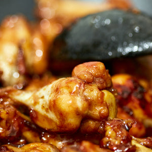 Haloodies Caramel Chicken Wings
