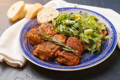 Where To Buy Fresh Halal  Peri Peri Chicken Thigh Meat