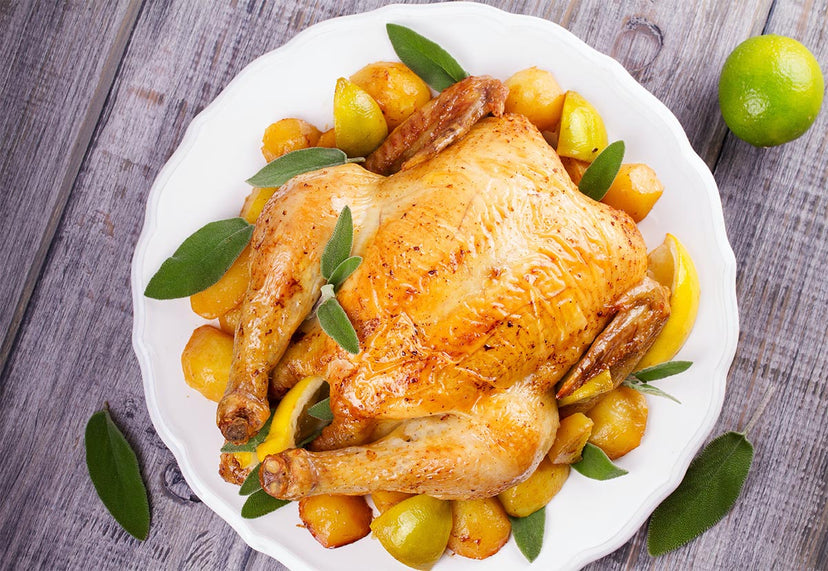 Buy Fresh Whole Halal Chicken