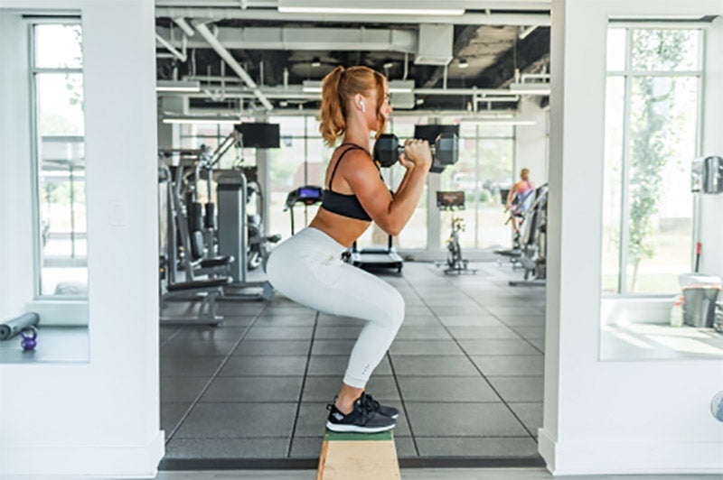 Strengthen your glutes
