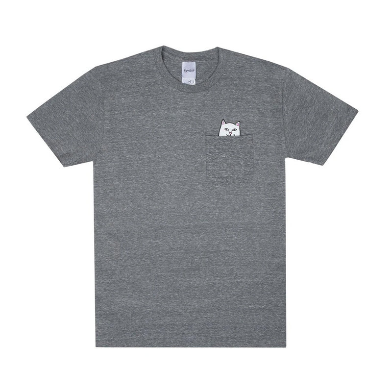 Ripndip lord nermal tee grey - Folk Store