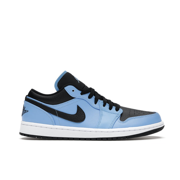 NIKE AIR JORDAN 1 LOW - UNIVERSITY BLUE