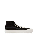Vans sk8hi OG 138 checkerboard black white - Folk Store