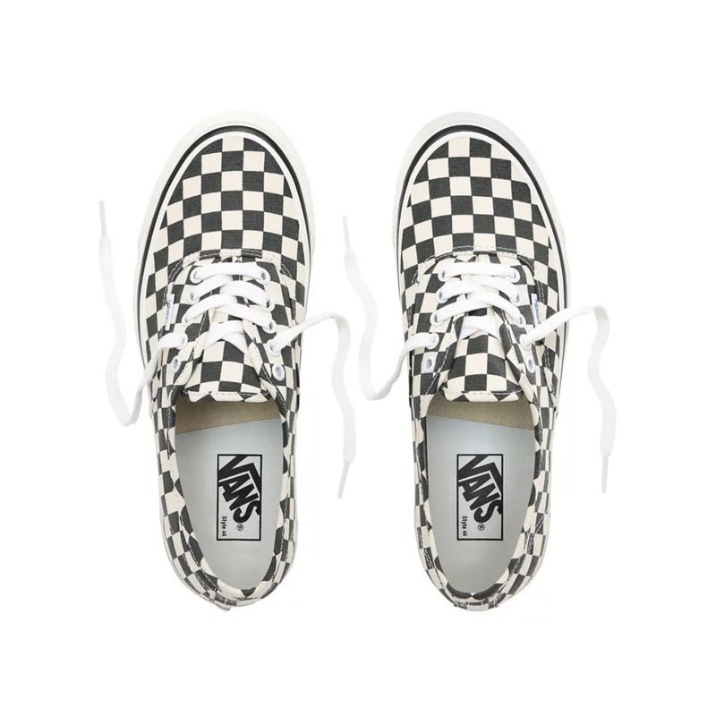Vans authentic 44 dx anaheim checker bw - Folk Store
