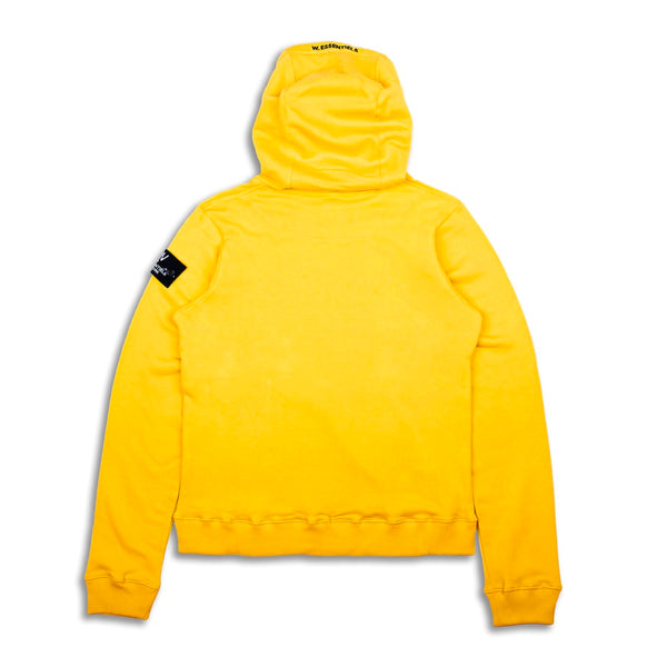 W.Essentiels hoodie yellow - Folk Store