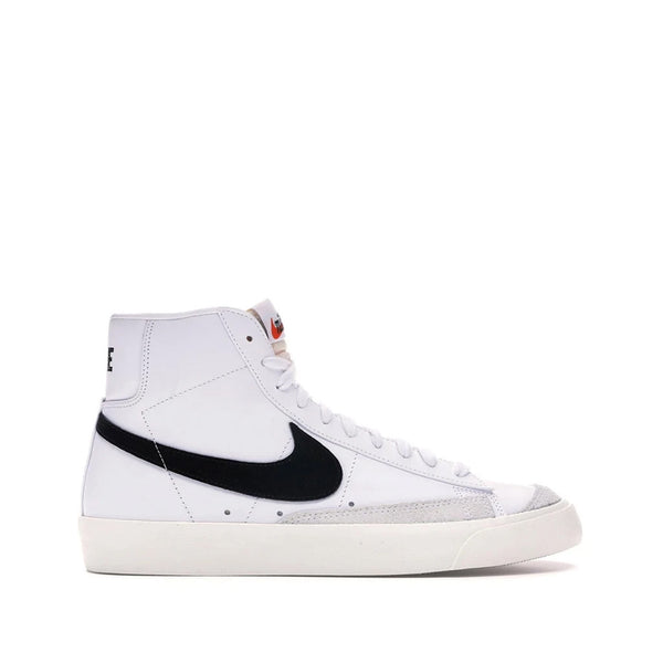 NIKE BLAZER MID 77 GS - WHITE BLACK