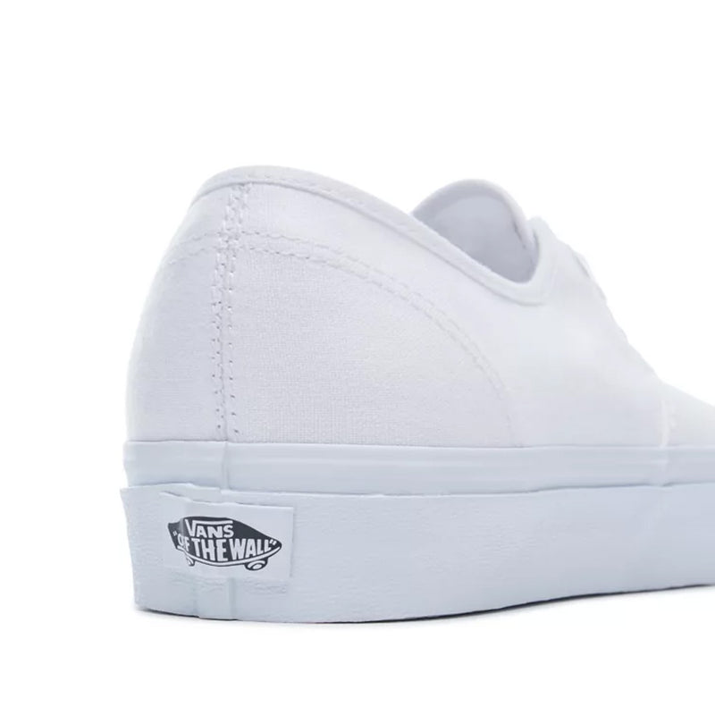 "Vans authentic true white ""canvas"" - Folk Store"