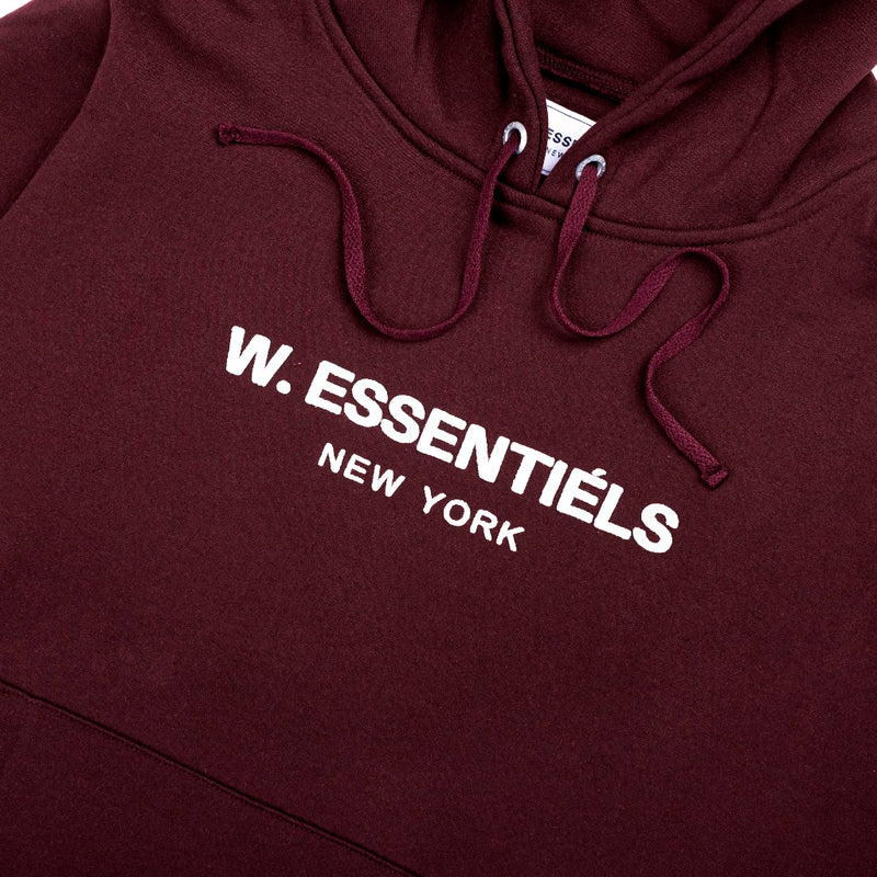 W.Essentiels hoodie louis brown - Folk Store