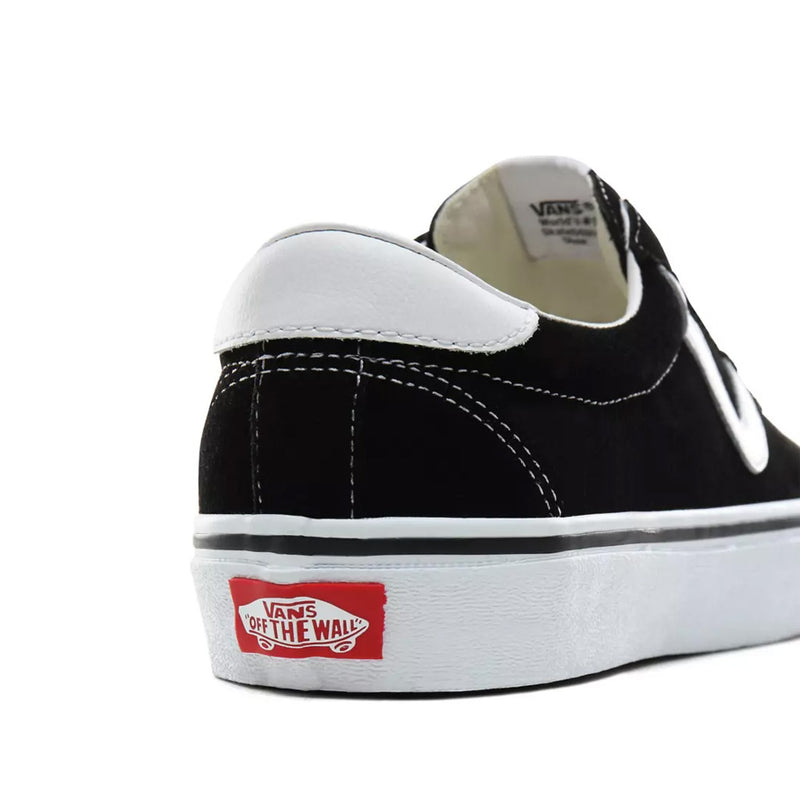 Vans sport black white - Folk Store