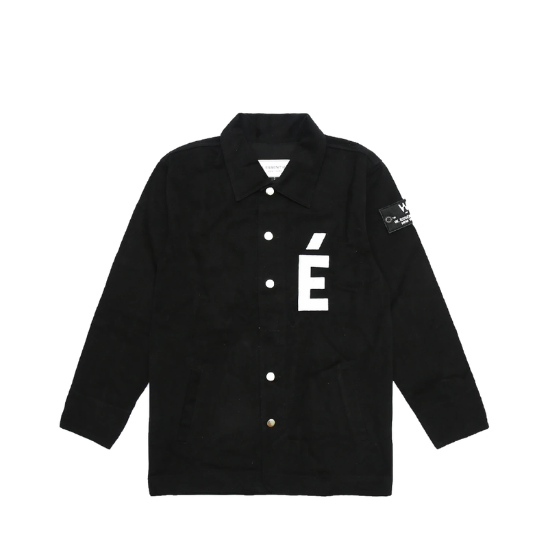W.Essentiels Romieu Jacket Black