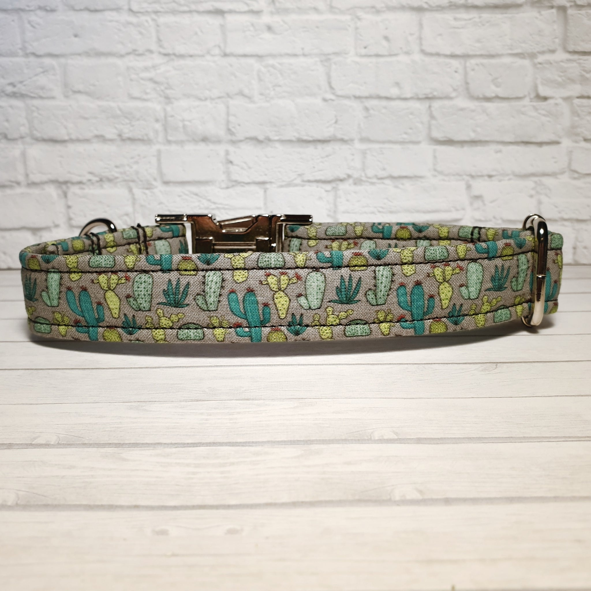 Cactus Dog Collar