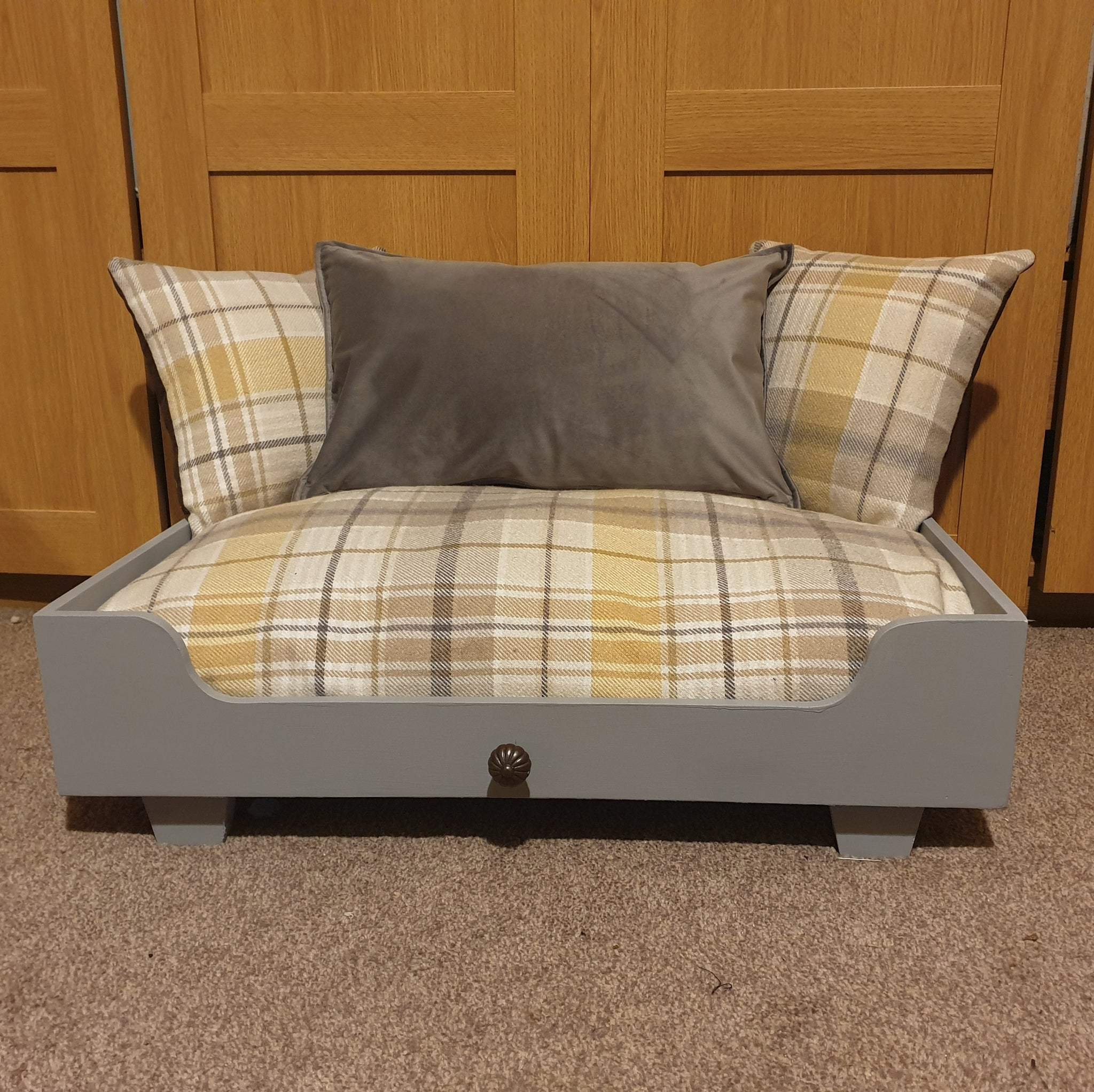 Handmade Dog Bed