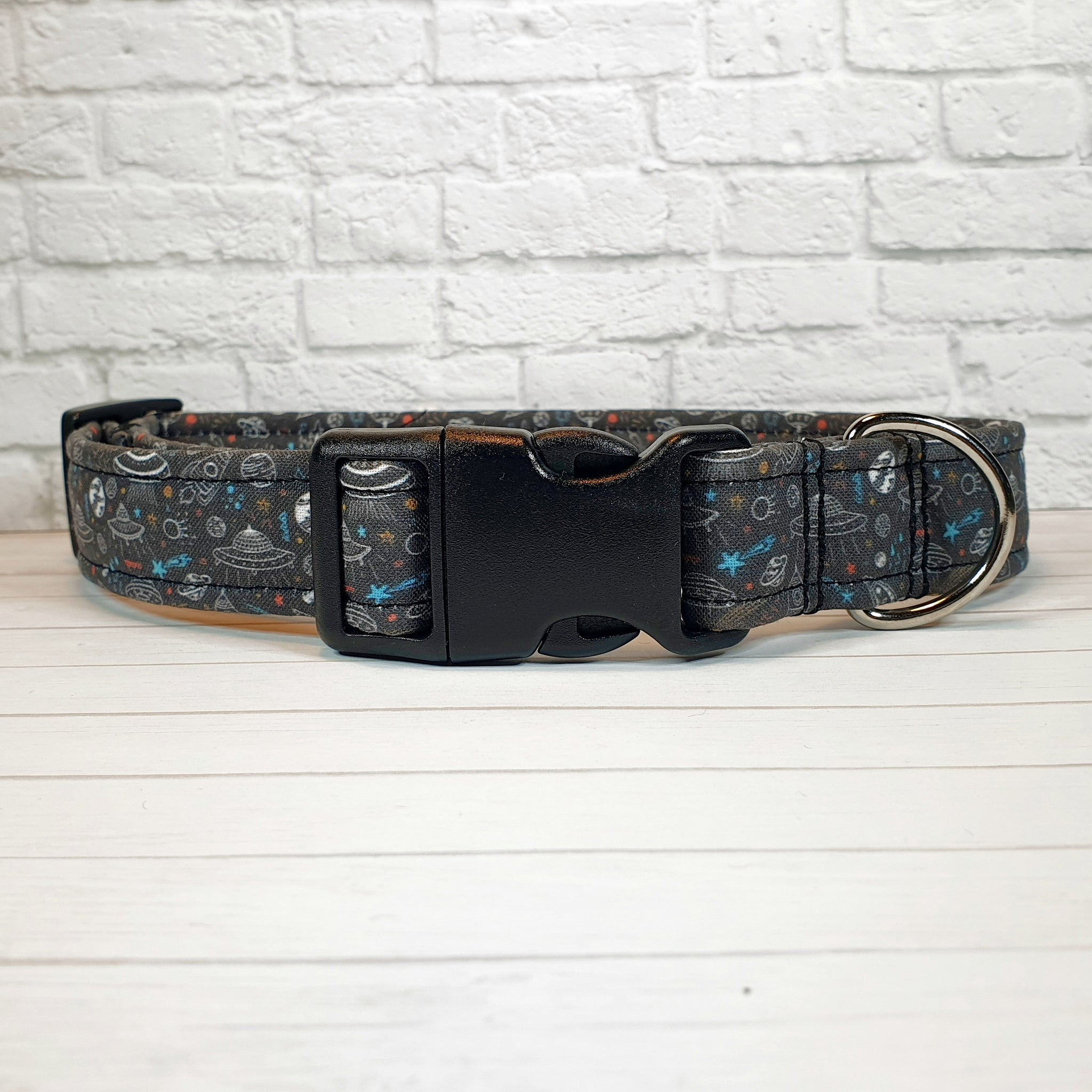 Space Dog Collar