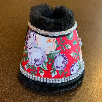Decorative Miniature Bell Boots (sold in pairs)