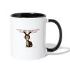 I Do Not Need Another Donkey Coffee Mug - white/black