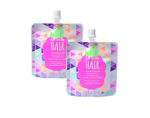 Hydrate Me Hair Treatment - Raspberry - Black Mint Clothing