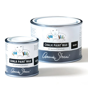 Annie Sloan Chalk Paint Wax - Black