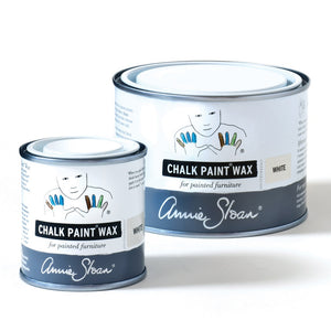 Annie Sloan Chalk Paint Wax - White