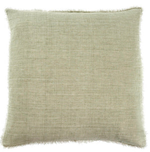 Lina Linen Stripe or Solid Pillow