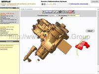 E-program caterpillar SIS 2020 allows the owner of specialized equipment to quickly and easily find the required information about the machine because it contains a search function references; helps professionals to calibrate equipment caterpillar, diagnose it and troubleshoot equipment to solve any problems.