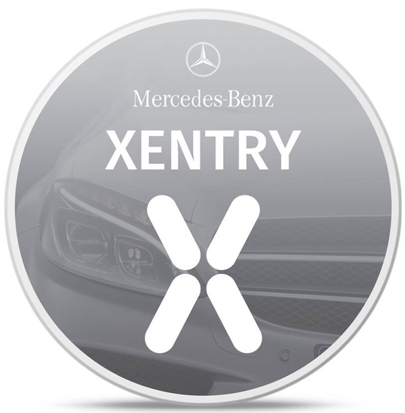 Xentry PassThru Mercedes-Benz 03.2020