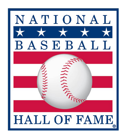 MLB Patches - Hall of Fame
