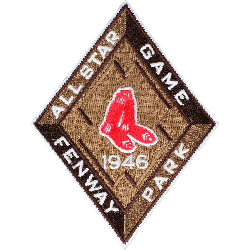 1946 MLB All Star Game Boston Red Sox Fenway Park Jersey Patch