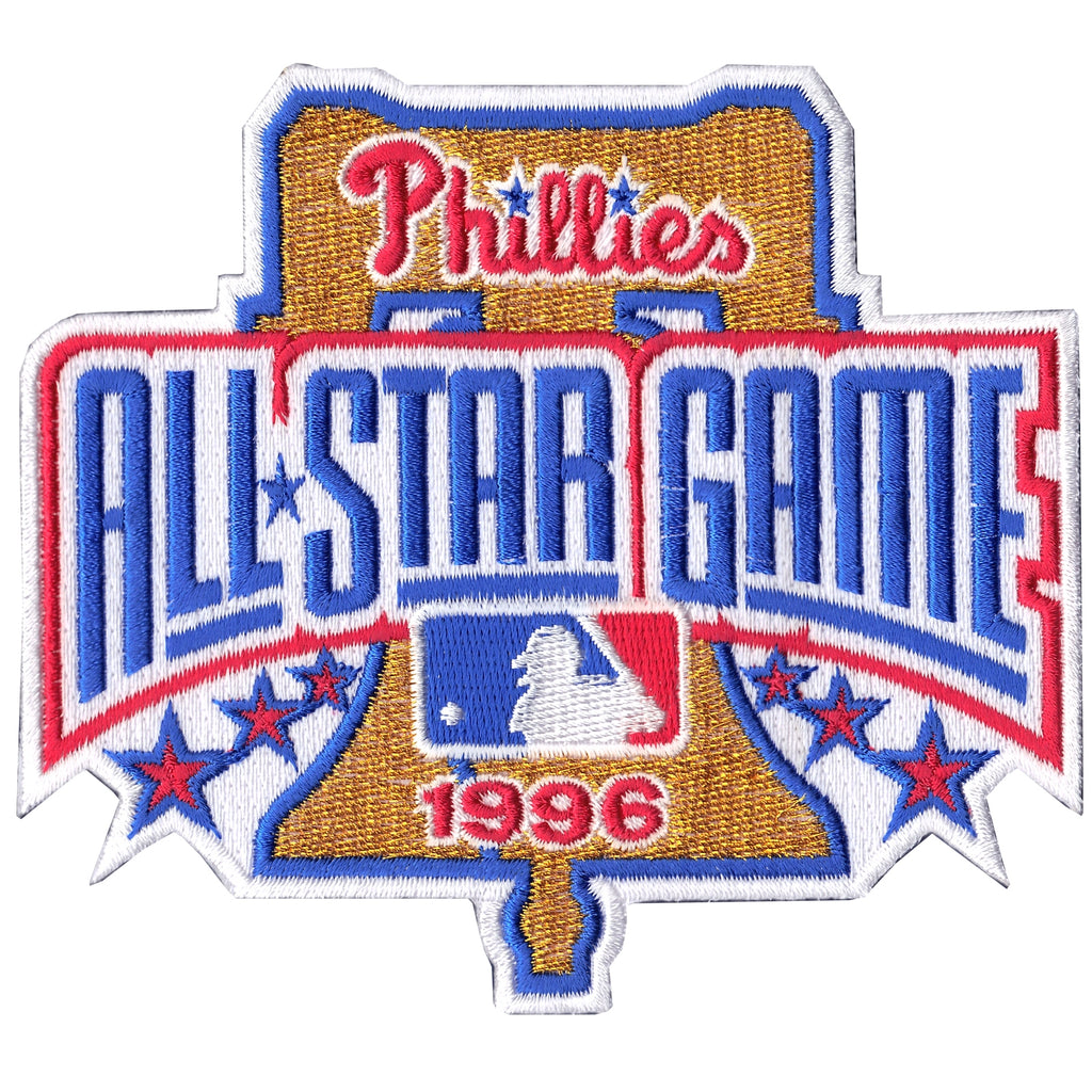 1996 MLB All Star Game Philadelphia Phillies Jersey Patch