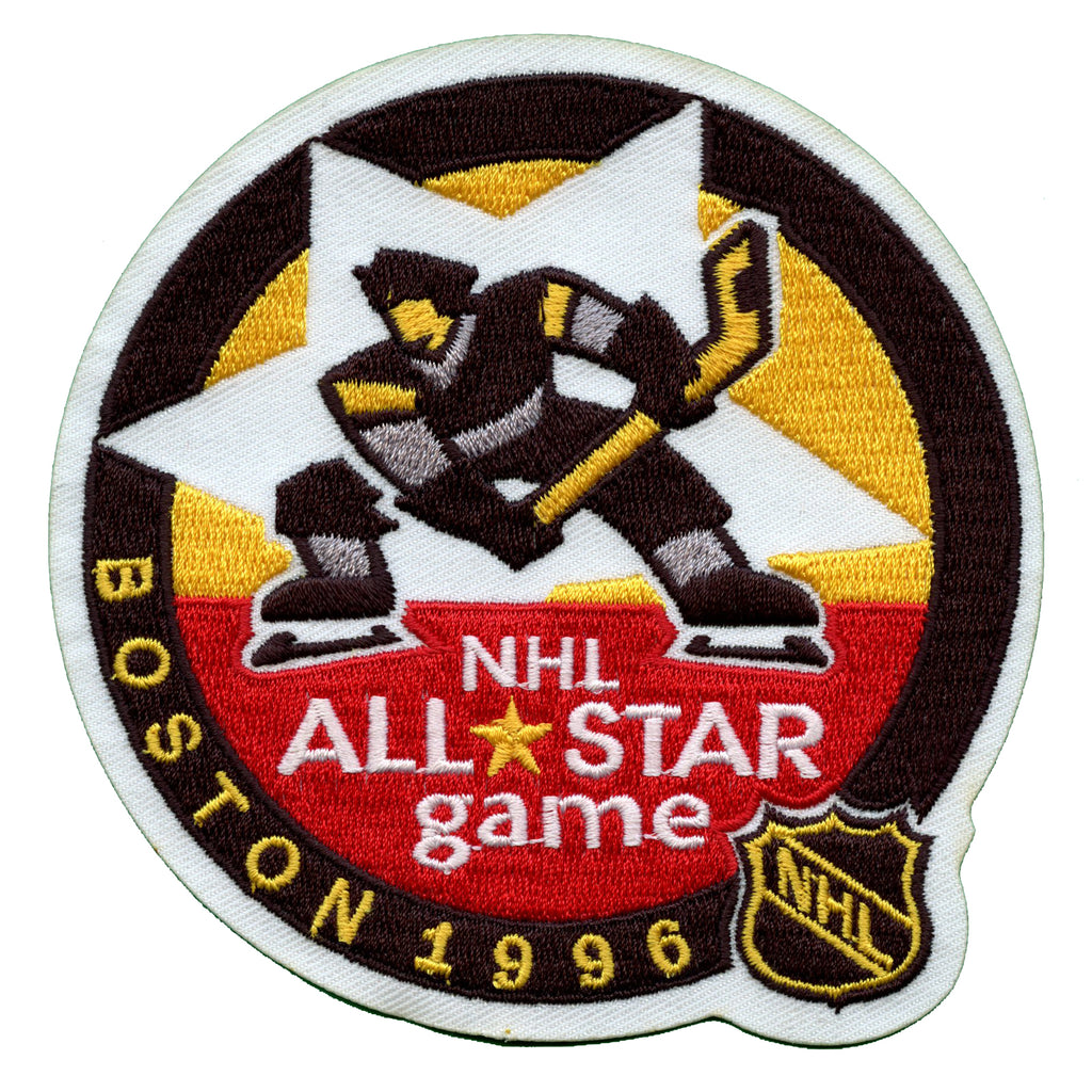 1996 NHL All-star Game Jersey Patch Boston Bruins