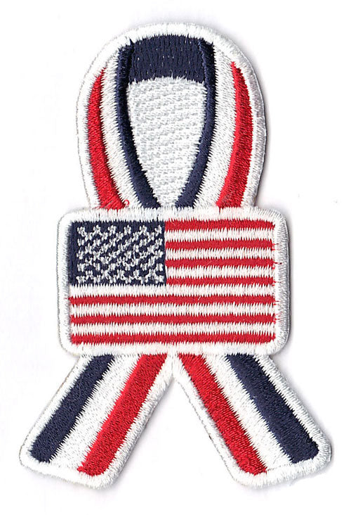 2002 NBA 9/11 Tribute Memorial Ribbon Unity USA Flag Jersey Patch