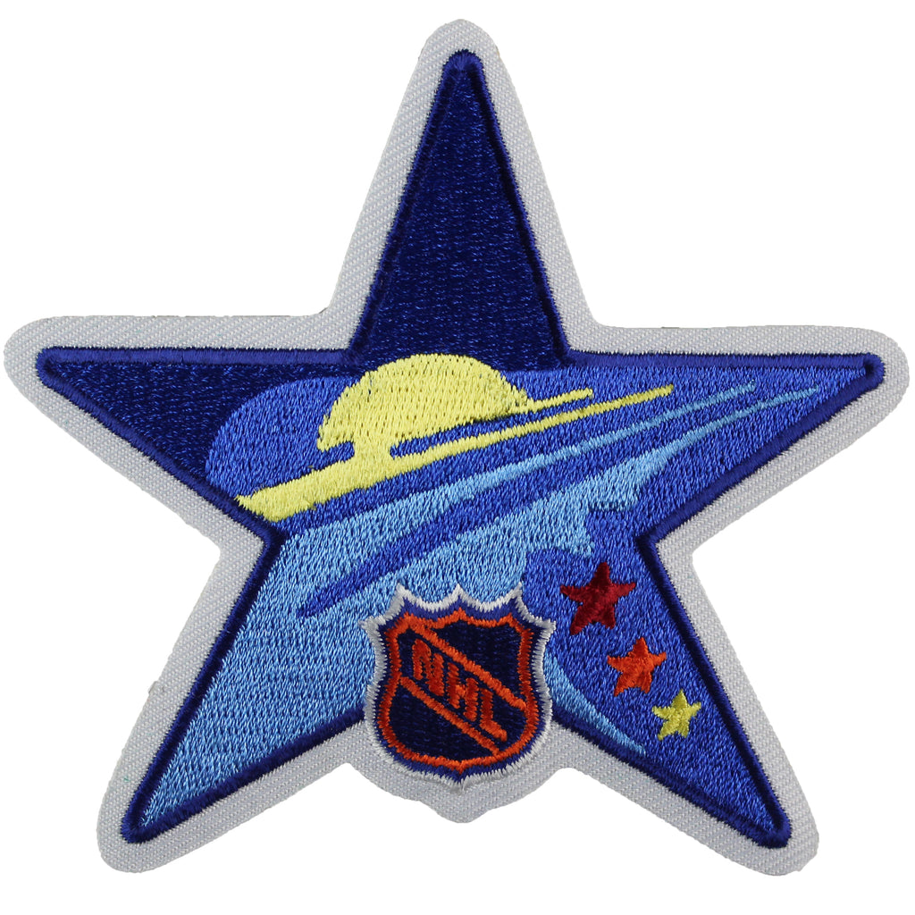 2003 NHL All-star Game Jersey Patch South Florida Panthers