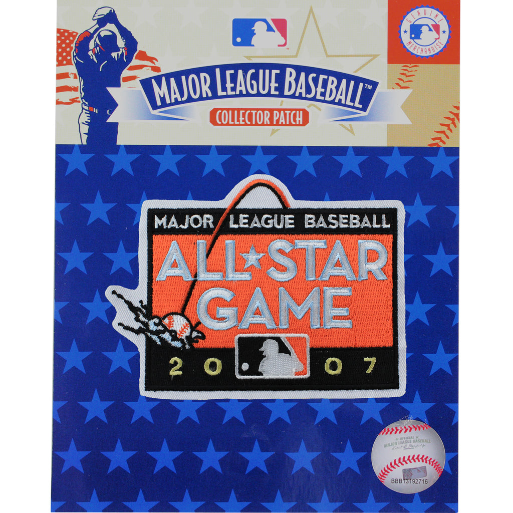 2007 MLB All-star Game Jersey Patch San Francisco Giants