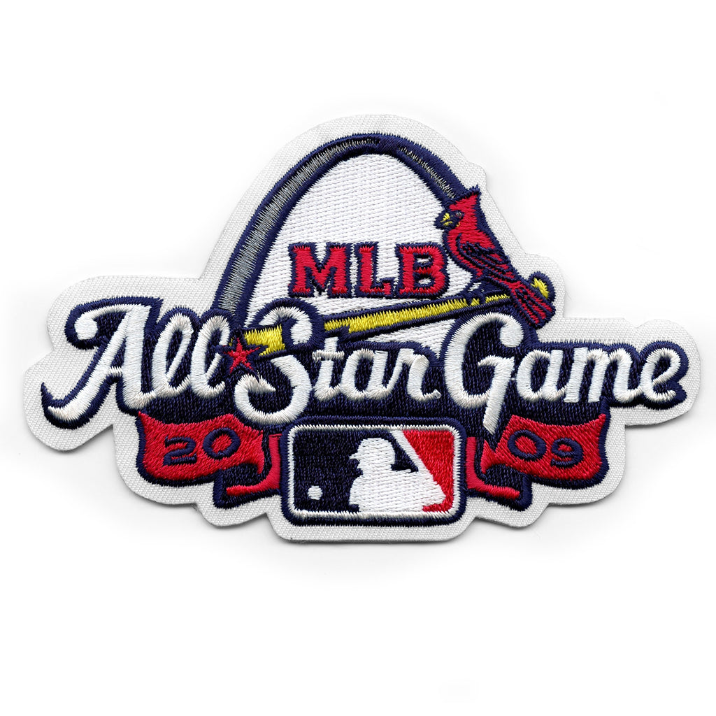 2009 MLB All Star Game Jersey Patch St. Louis Cardinals