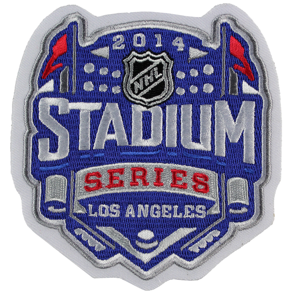 2014 NHL Stadium Series Game Logo Jersey Patch Los Angeles Kings