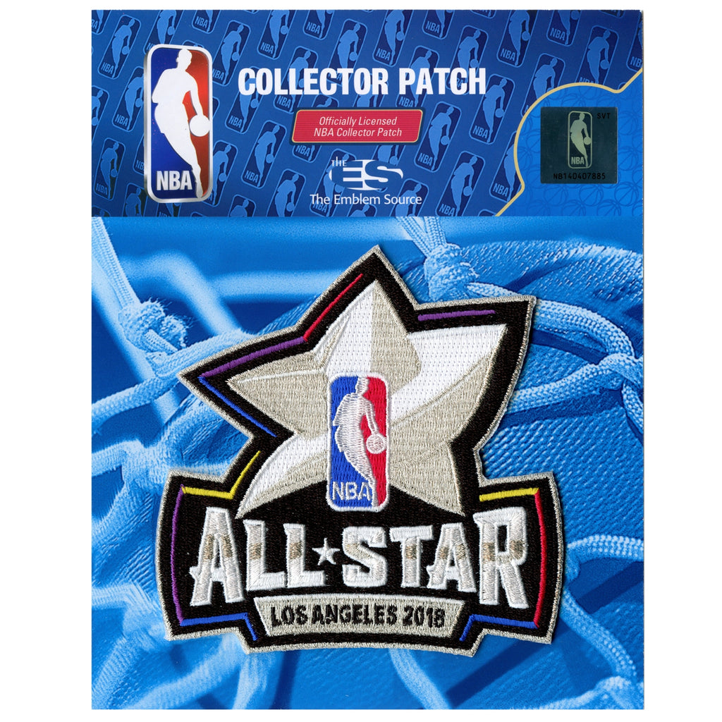 2018 NBA All Star Game Patch (Los Anegeles)
