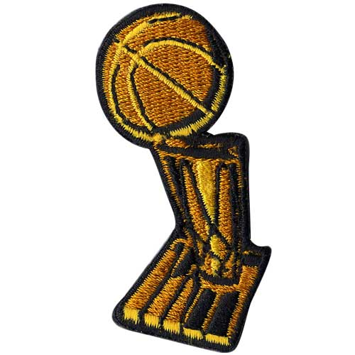 2007 NBA Finals Jersey Patch San Antonio Spurs Cleveland Cavaliers