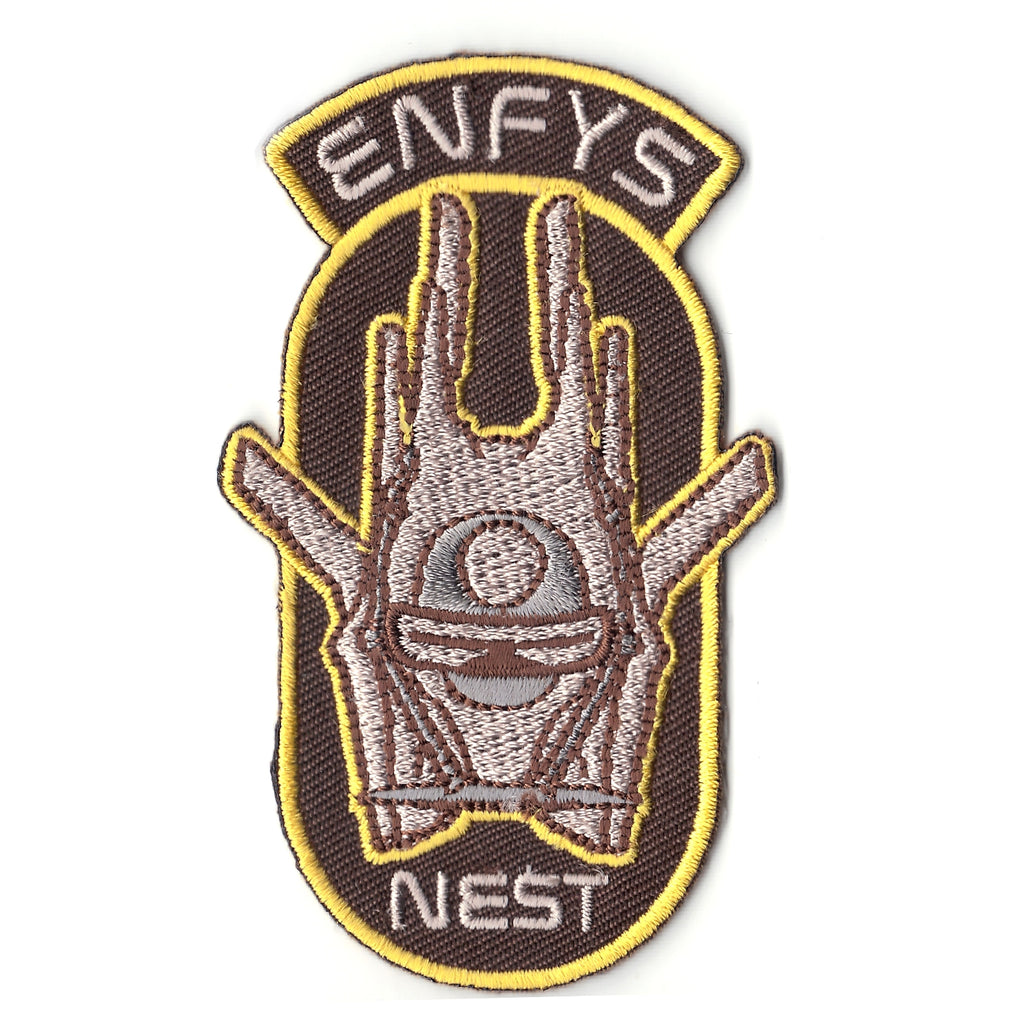 Enfys Nest Solo A Star Wars Story Logo Iron on Patch