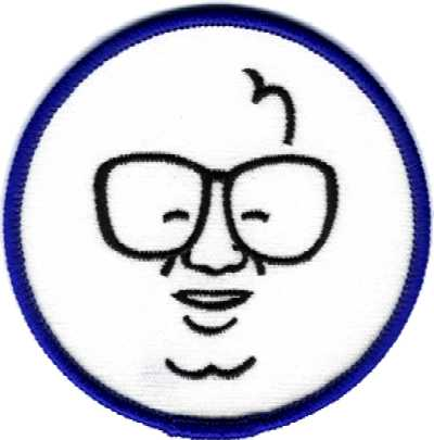 Harry Caray Chicago Cubs Memorial Patch (1998)
