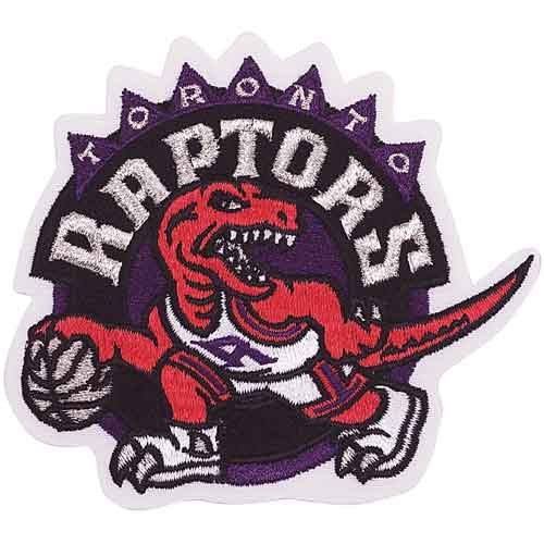 Toronto Raptors Primary Team Logo Patch (1995 - 2008)