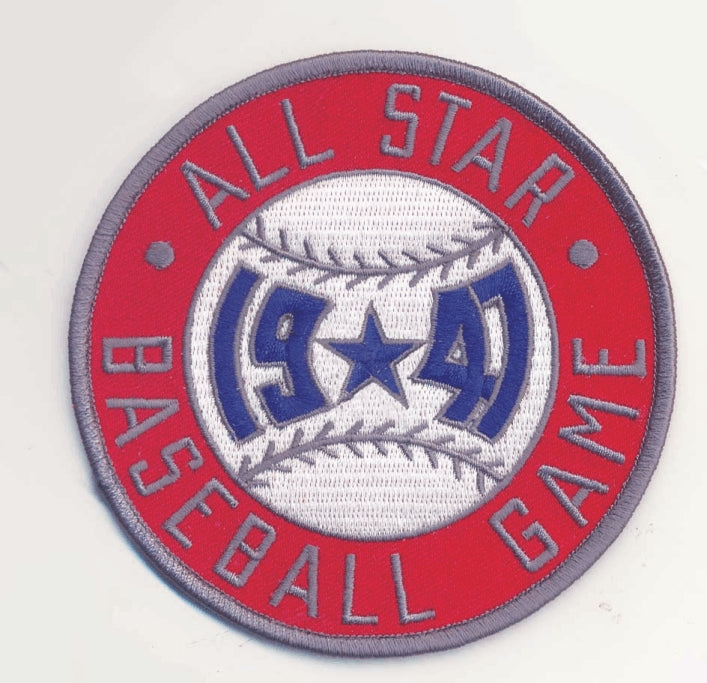 1947 MLB All Star Game Chicago Cubs Wrigley Field Jersey Patch