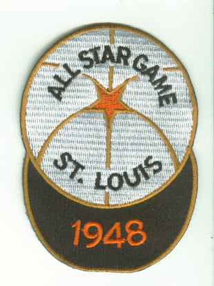 1948 MLB All Star Game St. Louis Browns Cardinals Jersey Patch