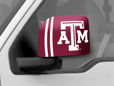 Texas A&M Aggies Mirror Cover Large 2-Piece