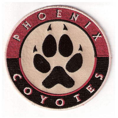 Arizona Coyotes Shoulder Logo Jersey Patch
