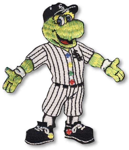 Chicago White Sox Team Mascot 'SouthPaw' Patch