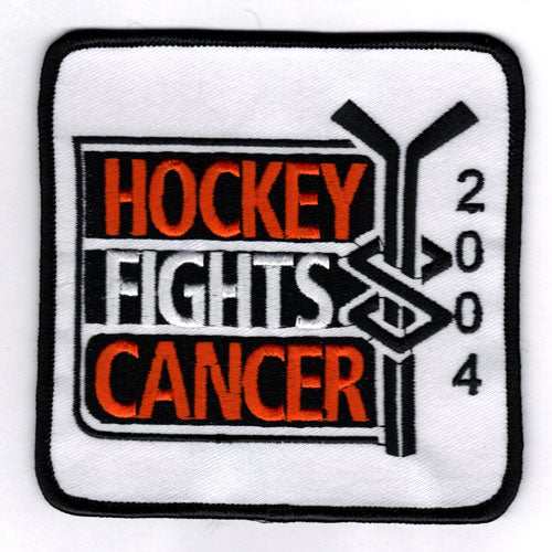 2003-04 NHL 'Hockey Fights Cancer' Patch