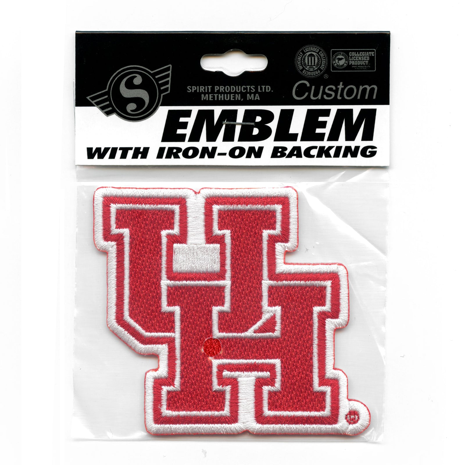 University of Houston Cougars Officially Licsensed Fabric
